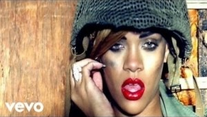Video: Rihanna  - Hard Feat. Jeezy